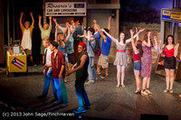 5254 In The Heights VHS Drama 2013 032413