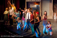 5261 In The Heights VHS Drama 2013 032413