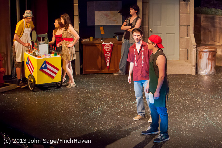 5273 In The Heights VHS Drama 2013 032413