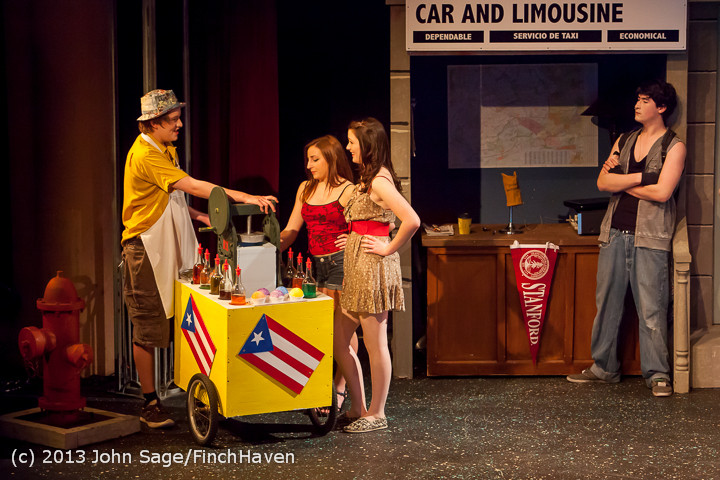 5274 In The Heights VHS Drama 2013 032413