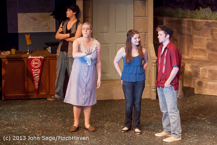 5292 In The Heights VHS Drama 2013 032413