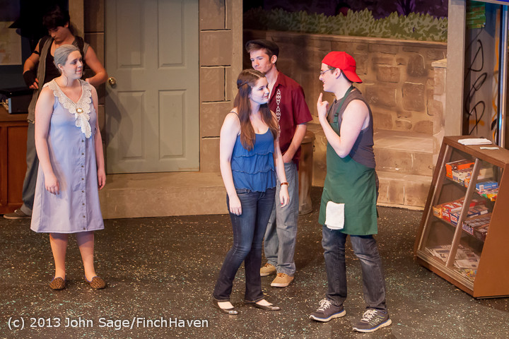 5297 In The Heights VHS Drama 2013 032413