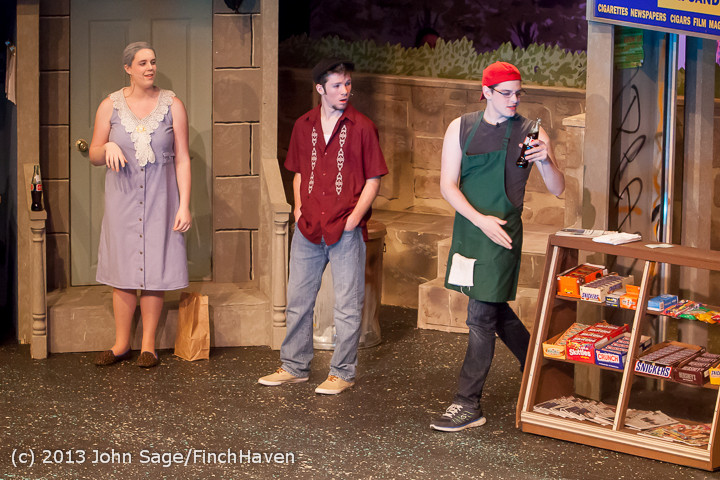 5430 In The Heights VHS Drama 2013 032413