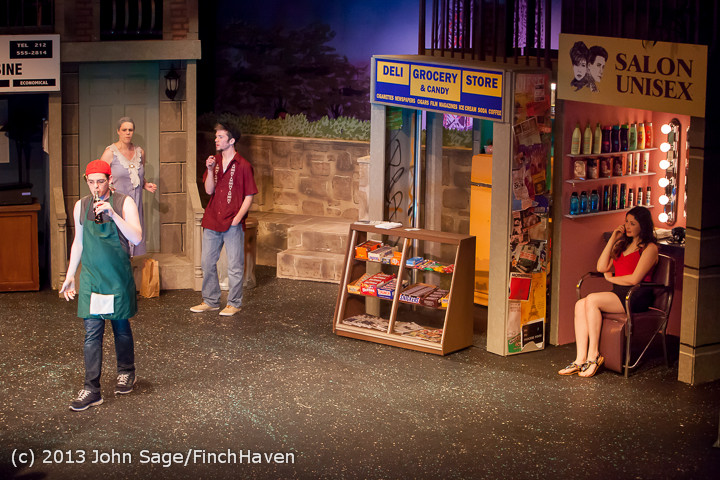 5431 In The Heights VHS Drama 2013 032413