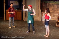 5437 In The Heights VHS Drama 2013 032413