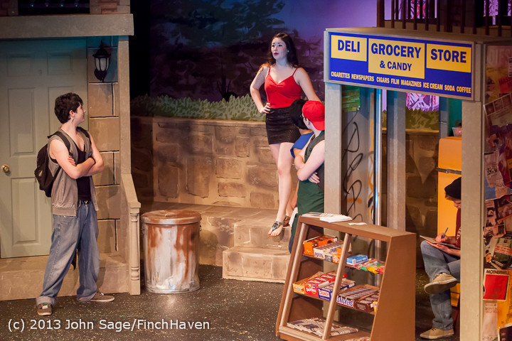 5478 In The Heights VHS Drama 2013 032413