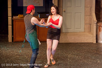 5489 In The Heights VHS Drama 2013 032413