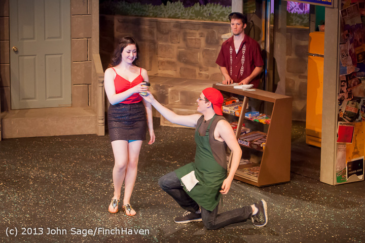 5503 In The Heights VHS Drama 2013 032413