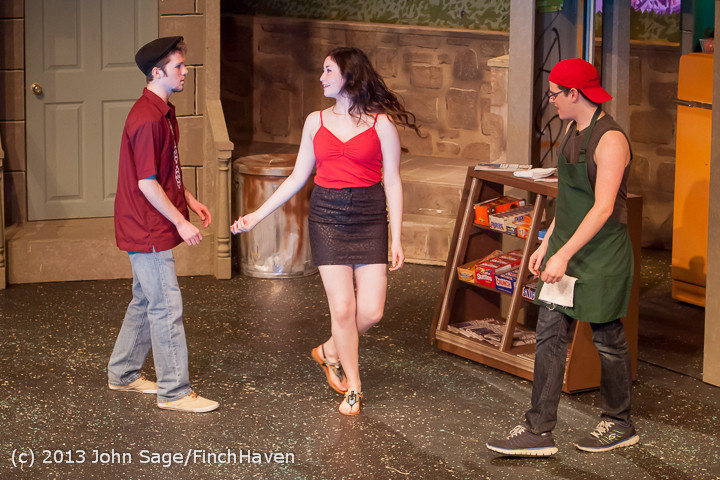 5507 In The Heights VHS Drama 2013 032413