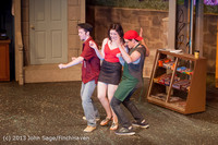 5509 In The Heights VHS Drama 2013 032413
