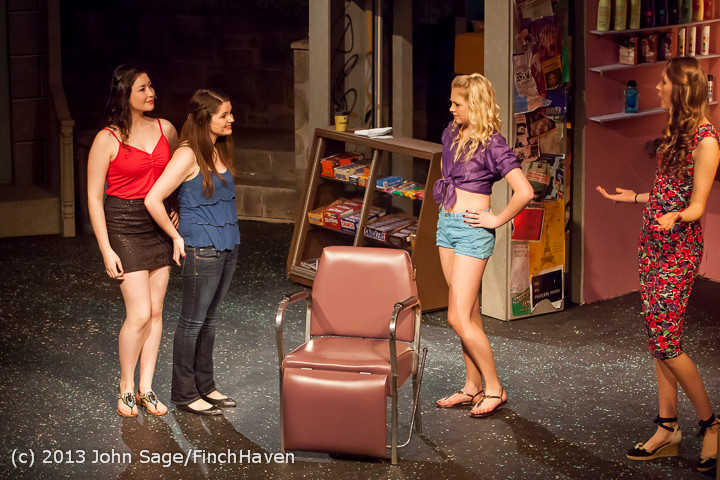 5610 In The Heights VHS Drama 2013 032413