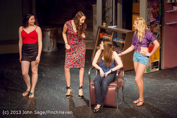 5642 In The Heights VHS Drama 2013 032413