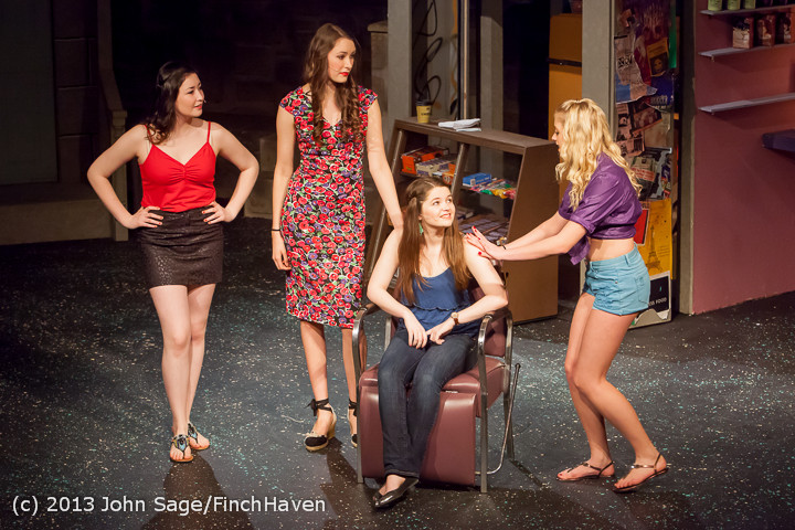 5655 In The Heights VHS Drama 2013 032413