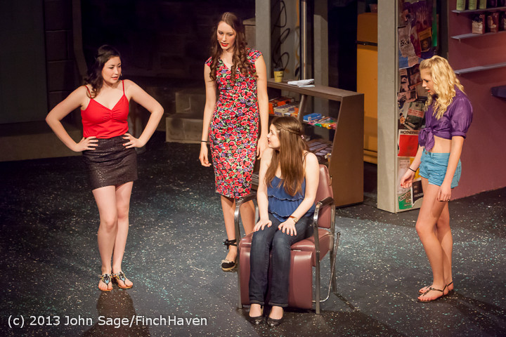 5661 In The Heights VHS Drama 2013 032413