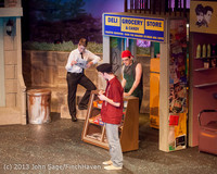 5694 In The Heights VHS Drama 2013 032413