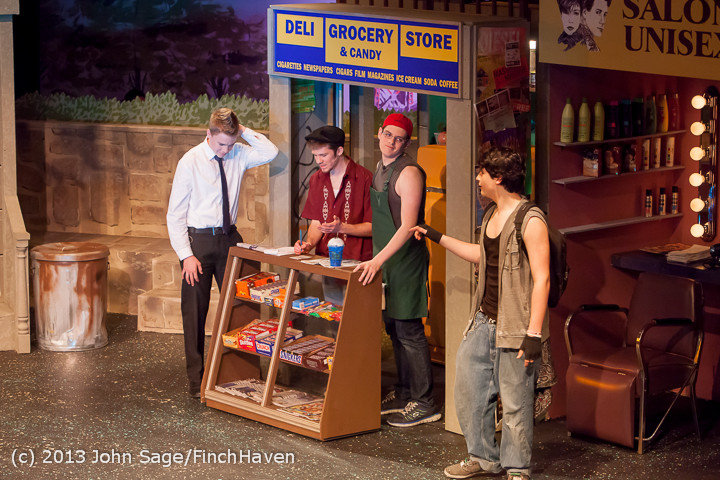 5706 In The Heights VHS Drama 2013 032413