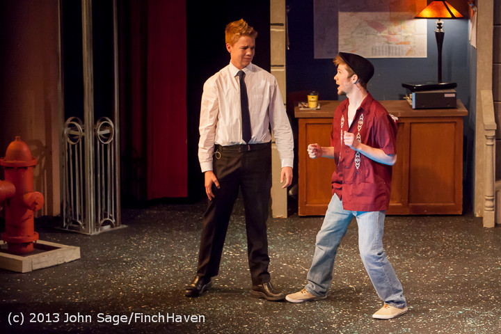 5716 In The Heights VHS Drama 2013 032413