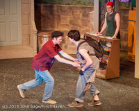 5728 In The Heights VHS Drama 2013 032413