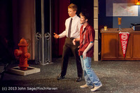 5732 In The Heights VHS Drama 2013 032413