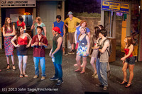 5761 In The Heights VHS Drama 2013 032413
