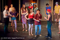 5766 In The Heights VHS Drama 2013 032413