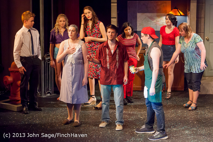 5771 In The Heights VHS Drama 2013 032413