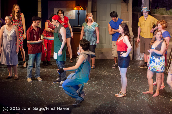 5776 In The Heights VHS Drama 2013 032413