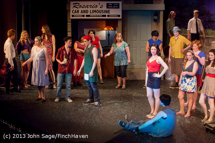 5777 In The Heights VHS Drama 2013 032413