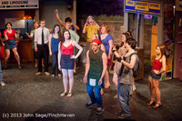 5784 In The Heights VHS Drama 2013 032413