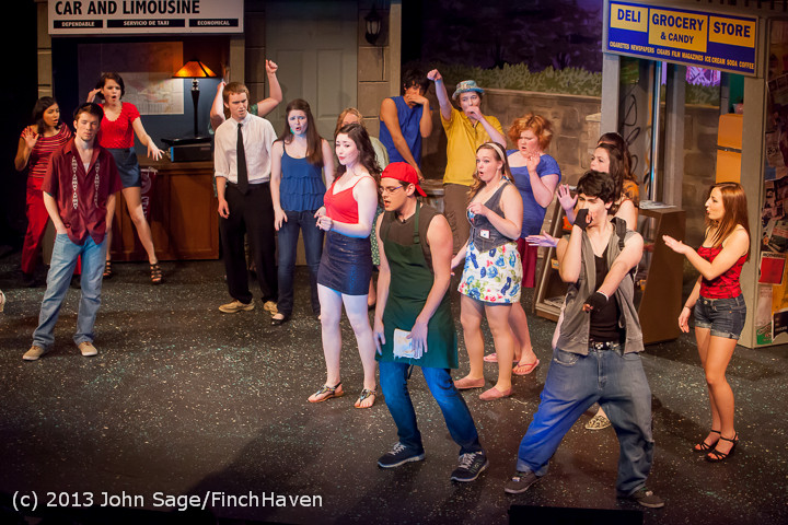 5789 In The Heights VHS Drama 2013 032413