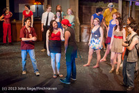 5807 In The Heights VHS Drama 2013 032413
