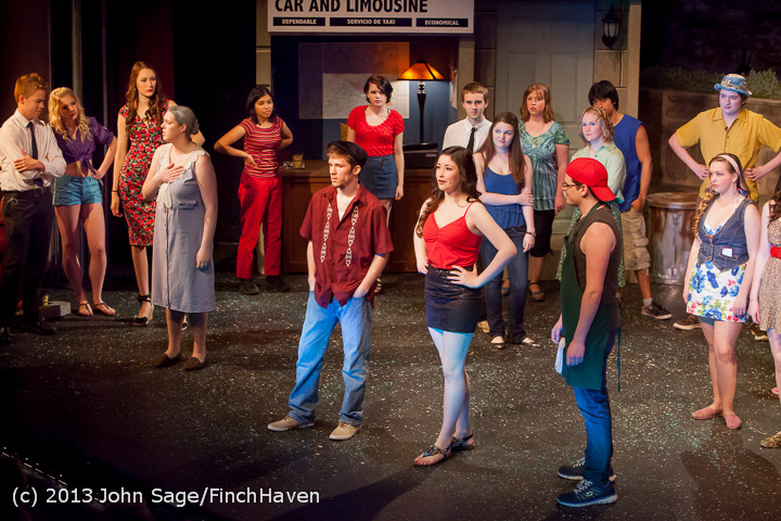 5809 In The Heights VHS Drama 2013 032413
