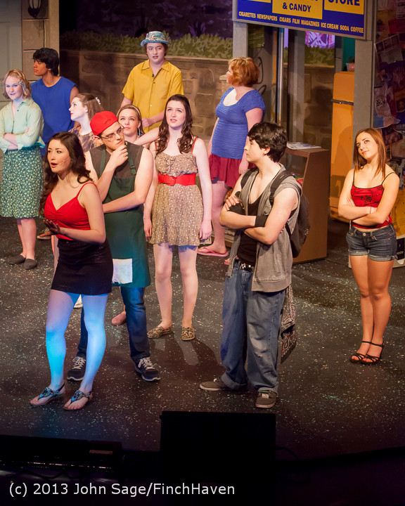 5819 In The Heights VHS Drama 2013 032413