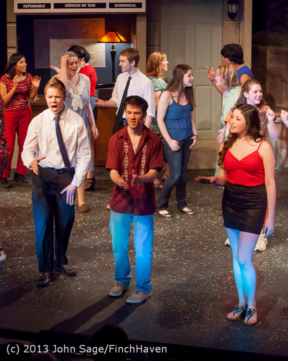 5827 In The Heights VHS Drama 2013 032413