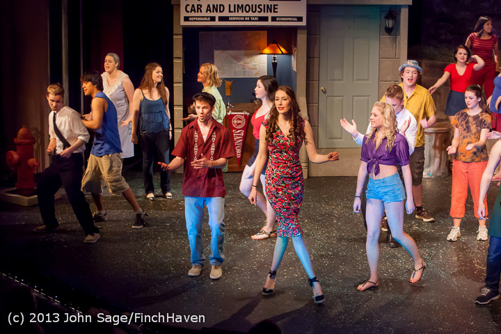 5834 In The Heights VHS Drama 2013 032413