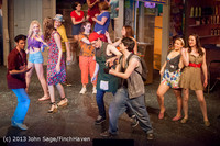 5836 In The Heights VHS Drama 2013 032413