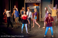 5843 In The Heights VHS Drama 2013 032413