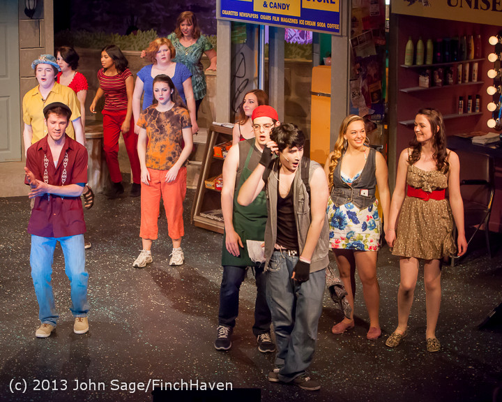 5845 In The Heights VHS Drama 2013 032413