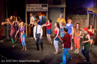 5857 In The Heights VHS Drama 2013 032413