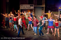 5866 In The Heights VHS Drama 2013 032413