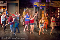 5872 In The Heights VHS Drama 2013 032413
