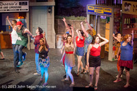 5896 In The Heights VHS Drama 2013 032413
