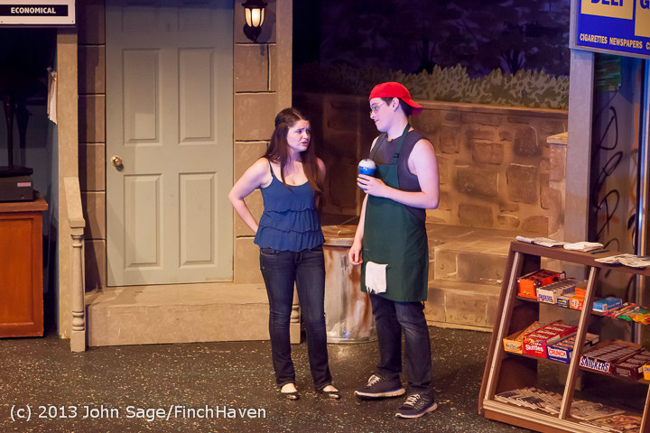 5978 In The Heights VHS Drama 2013 032413