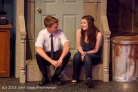 5986 In The Heights VHS Drama 2013 032413