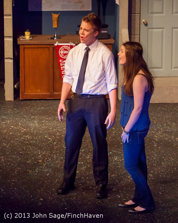 6034 In The Heights VHS Drama 2013 032413