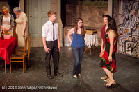 6082 In The Heights VHS Drama 2013 032413