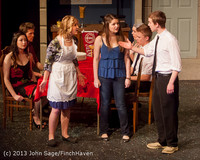 6105 In The Heights VHS Drama 2013 032413