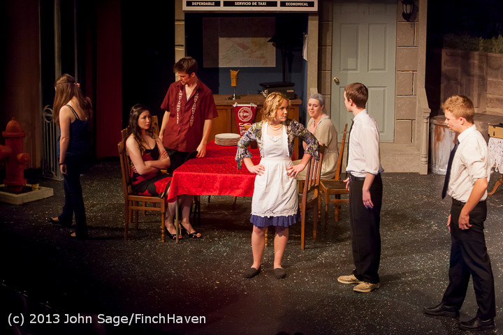 6118 In The Heights VHS Drama 2013 032413