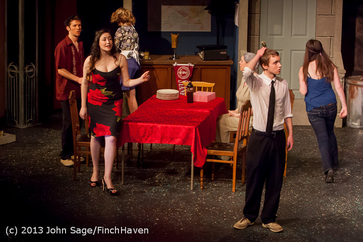 6127 In The Heights VHS Drama 2013 032413