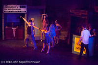 6134 In The Heights VHS Drama 2013 032413
